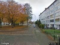 Ambulance naar Mees Toxopeüsstraat in Dordrecht