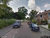 112 melding Ambulance naar Willem de Zwijgerlaan in Dordrecht