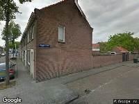 112 melding Ambulance naar Willem Knuttelstraat in Tilburg
