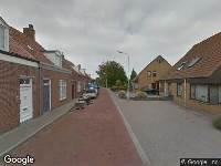 112 melding Brandweer naar Nieuwleusenerstraat in Cadzand vanwege voertuigbrand