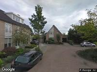 112 melding Brandweer naar Molendreef in Wernhout vanwege schoorsteenbrand