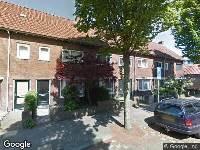 112 melding Ambulance naar Kabelstraat in Eindhoven