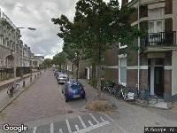 Ambulance naar Schoolstraat in Arnhem