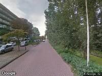 112 melding Brandweer naar Agaatlaan in Leiden vanwege een liftopsluiting
