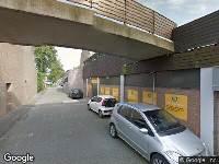 112 melding Brandweer naar Winkelwaard in Alkmaar