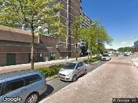 112 melding Besteld ambulance vervoer naar Loenermark in Amsterdam