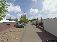 112 melding Ambulance naar Zandzegge in Eindhoven