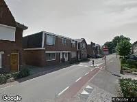 112 melding Brandweer naar Biezen in Dongen vanwege letsel