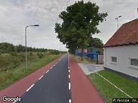 Politie naar Graafsebaan in Rosmalen vanwege ongeval met letsel