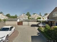 Brandweer naar Vossenakker in Houten vanwege reanimatie