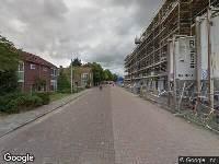 112 melding Brandweer naar Polderweg in Amsterdam vanwege brand