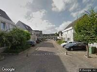 Brandweer naar Roerdomp in Breda vanwege reanimatie