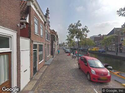 Brandweer naar Verdronkenoord in Alkmaar vanwege brand