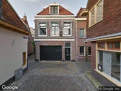 Brandweer naar Fnidsen in Alkmaar