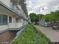 112 melding Ambulance naar Oetgensstraat in Amsterdam
