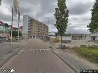 112 melding Brandweer naar Ebbehout in Zaandam vanwege een liftopsluiting