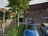 Traumahelikopter naar Edestraat in Almere