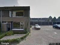 112 melding Besteld ambulance vervoer naar Zuijlenburg in Oosterhout
