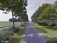 112 melding Politie naar Oud Emmeloorderweg in Ens vanwege ongeval met letsel