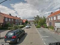 112 melding Besteld ambulance vervoer naar Marijkestraat in Oosterhout