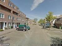 112 melding Ambulance naar Meezenbroekstraat in Rotterdam