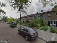 112 melding Ambulance naar Grieglaan in Eindhoven