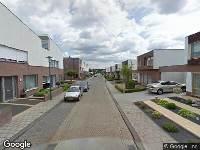 112 melding Brandweer naar Koninksemstraat in Maastricht