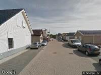 112 melding Besteld ambulance vervoer naar Walstrostraat in 's-Hertogenbosch