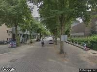 112 melding Besteld ambulance vervoer naar Veluwelaan in Amsterdam