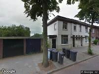 Brandweer naar IJsbaanstraat in Zutphen