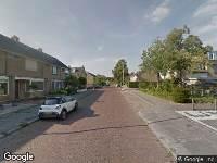 112 melding Ambulance naar Minnaertweg in Dordrecht