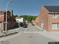 112 melding Ambulance naar Korhoenstraat in Tilburg