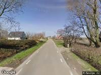 Brandweer naar Groenvelderweg in Dirkshorn vanwege verkeersongeval