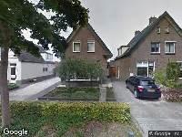 112 melding Politie naar Dorpsweg in Hattem vanwege letsel