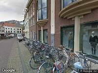 Brandweer naar Kleine Kerkstraat in Venlo