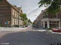 112 melding Politie naar Van Slichtenhorststraat in Arnhem vanwege ongeval met letsel