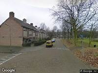 112 melding Ambulance naar Salesianenstraat in Tilburg