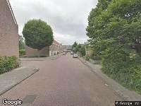 112 melding Ambulance naar Prof. H. Bavinckstraat in Amsterdam