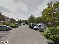 Ambulance naar Schelde in Heerhugowaard