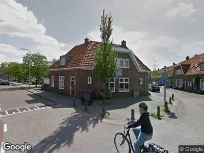 Politie naar Assendorperstraat in Zwolle vanwege aanrijding met letsel