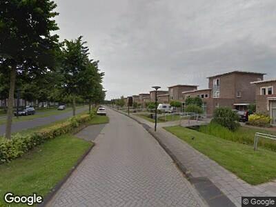 Politie naar Leonard Springerlaan in Deventer vanwege aanrijding met letsel