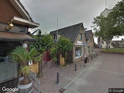 Brandweer met gepaste spoed naar Doormanplein in Barendrecht vanwege brand