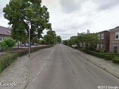 Ambulance met grote spoed naar Schoolstraat in Lisse