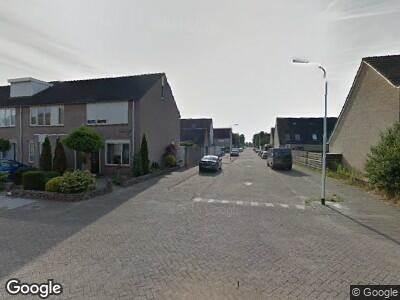 Ambulance met grote spoed naar Hontenissestraat in Tilburg