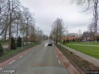 Brandweer met grote spoed naar Hoofdstraat in Overdinkel vanwege brand