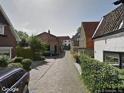 Politie naar Cornelis Bakkerlaan in Laren vanwege ongeval met letsel