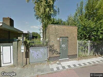 Ambulance met grote spoed naar Spoorstraat in Roosendaal