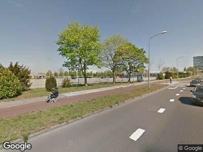 Ambulance met gepaste spoed naar Nieuwe Dukenburgseweg in Nijmegen