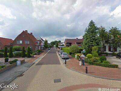 Politie naar Stationsstraat in Wehl vanwege aanrijding met letsel