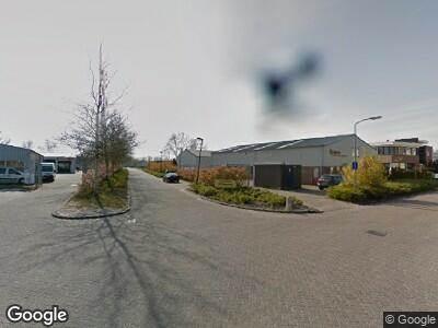 Brandweer met grote spoed naar Gildenweg in Blokker